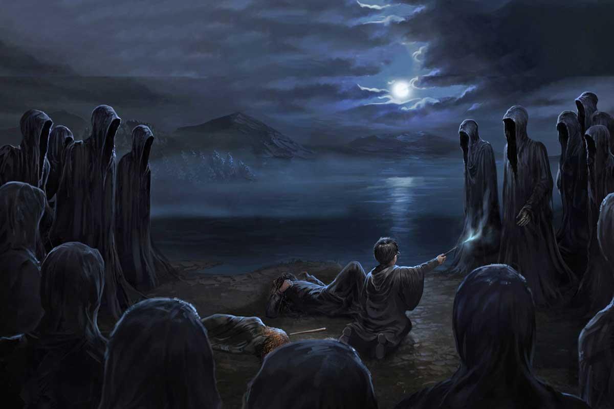 Harry Potter, Dementors, and Depression